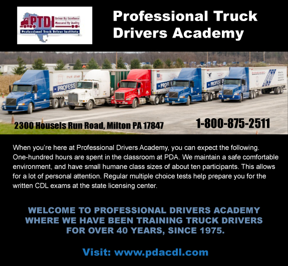 Professional Drivers Academy