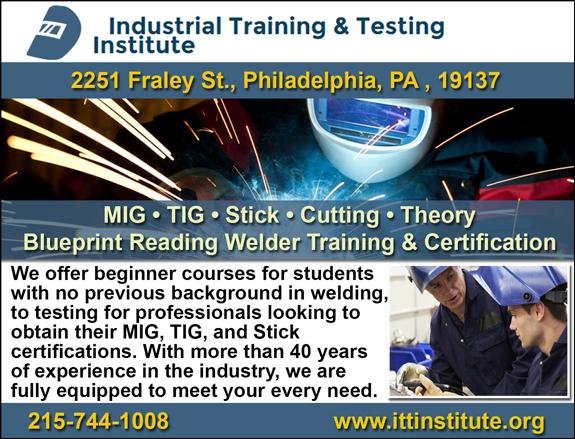 Industrial Training @ Testing Institute