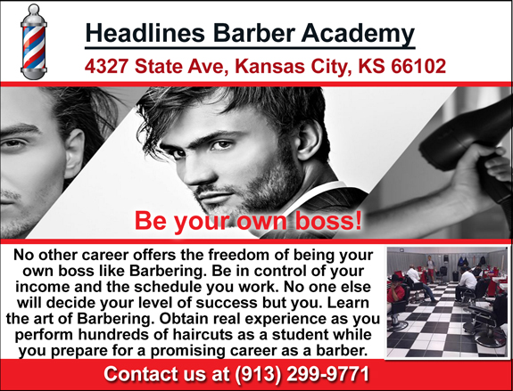 Headlines Barber Academy
