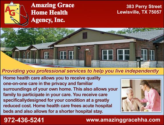 Amazing Grace Home Health Agency