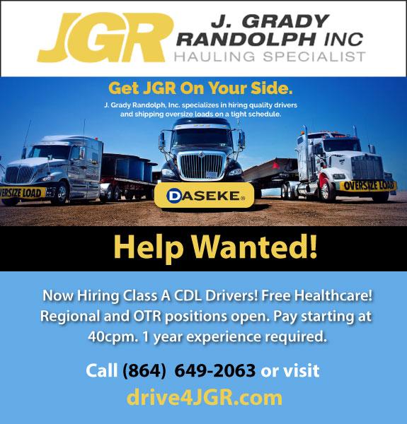 J. Grady Randolph Inc