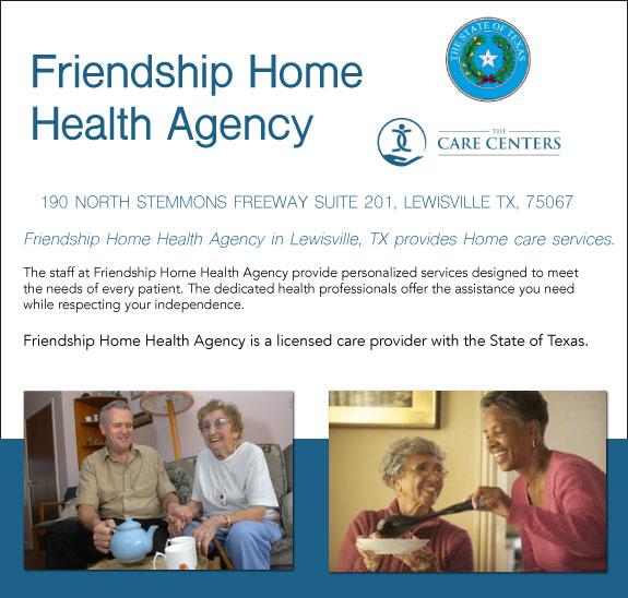 Friendship Home Health Agency