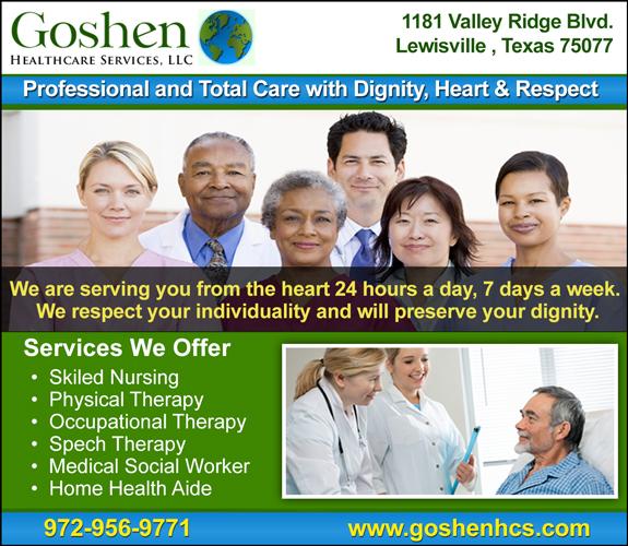 Goshen Healthcare Services
