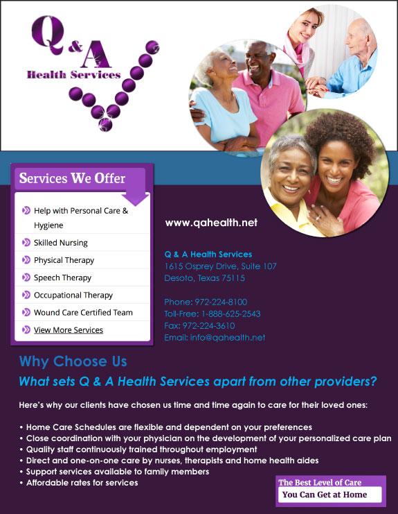 Q & A Health Services