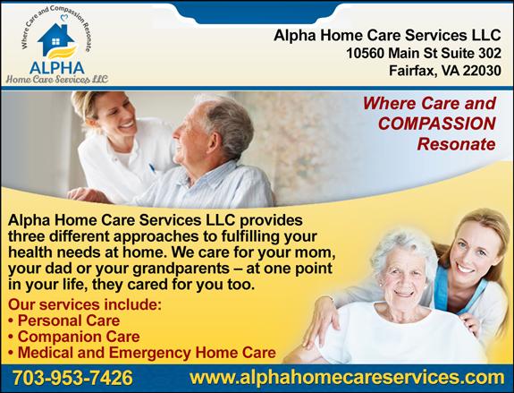 Alpha Home Health Services LLC