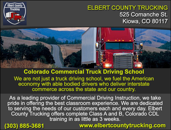 Elbert County Trucking