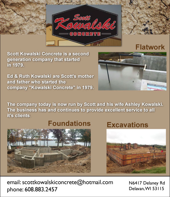 Scott Kowalski Concrete LLC