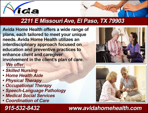 Avida Home Health INC
