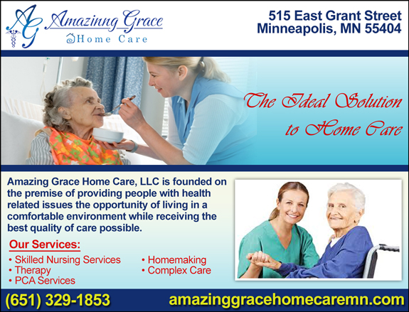 Amazing Grace Home Health Inc