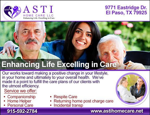 Asti Home Care LLC
