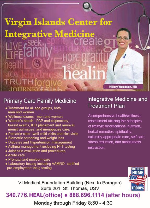 Dr. Hillary Woodson M.D. PC