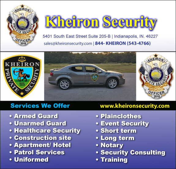 Kheiron Security and Academy