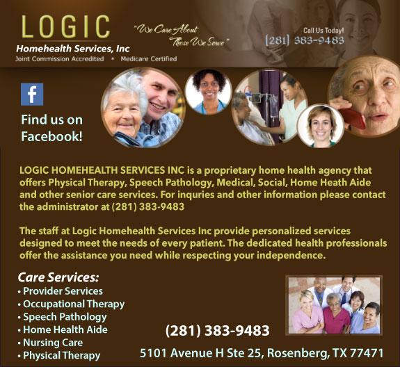 Logic Homehealth Services, Inc