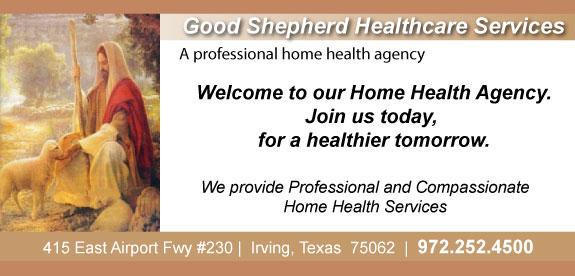 Good Shepherd Healthcare Services
