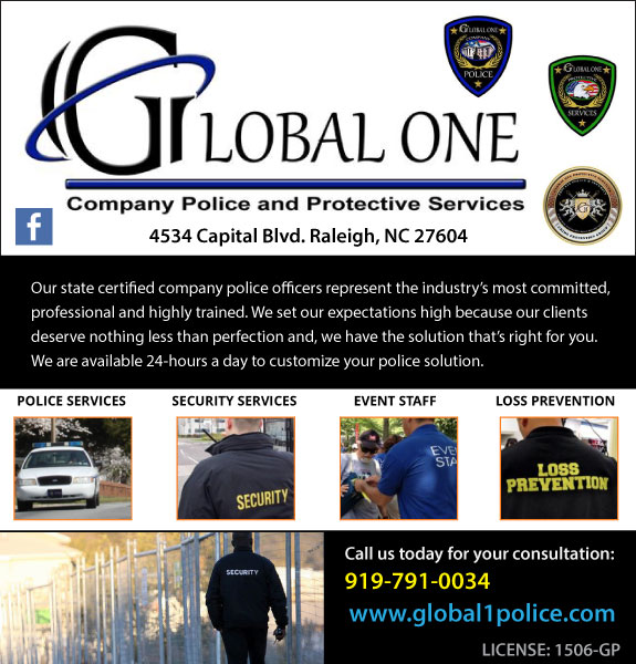 Global One Company Police and Public Safety