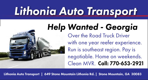 Lithonia Auto Transport