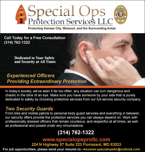 Special Ops Protection Services