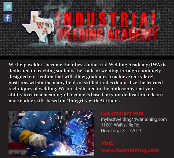 Industrial Welding Academy