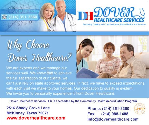 Dover Healthcare Services, LLC