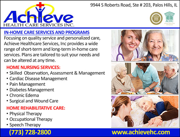 Achieve Healthcare Services