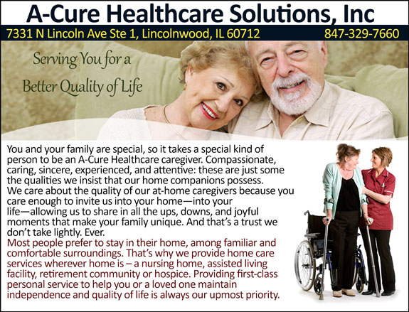 A-Cure Healthcare Solutions, Inc