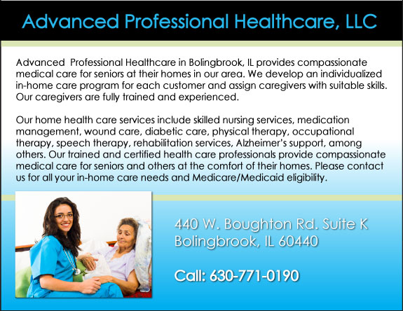 Advanced Professionals Healthcare LLC