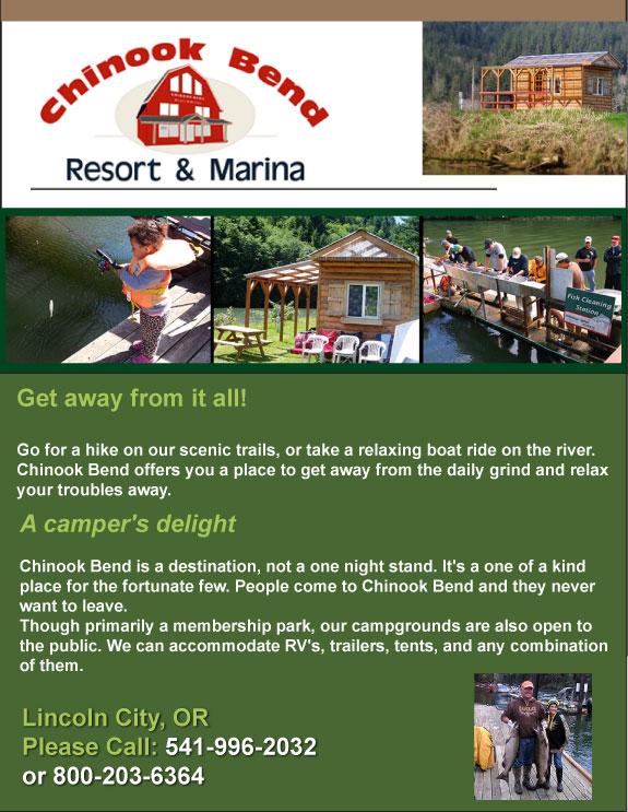 Chinook Bend Resort and Marina