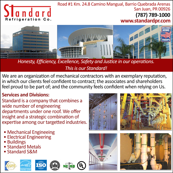 Standard Refrigeration Co