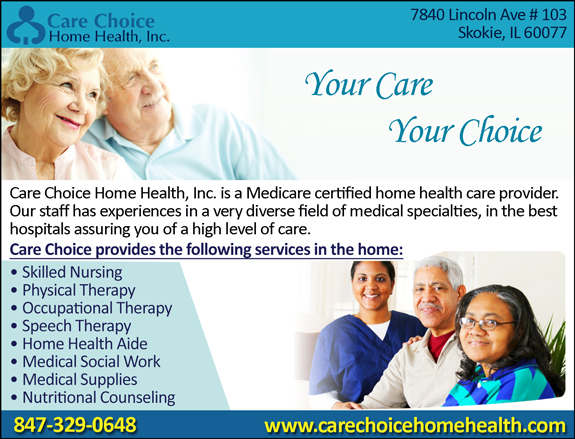 Care Choice Home Health Inc