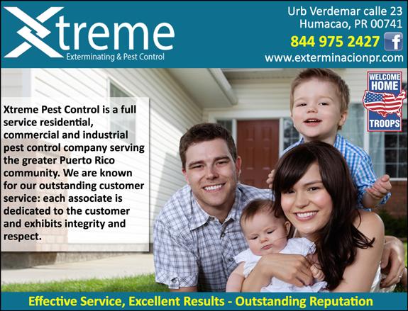 Xtreme Exterminating & Pest Control