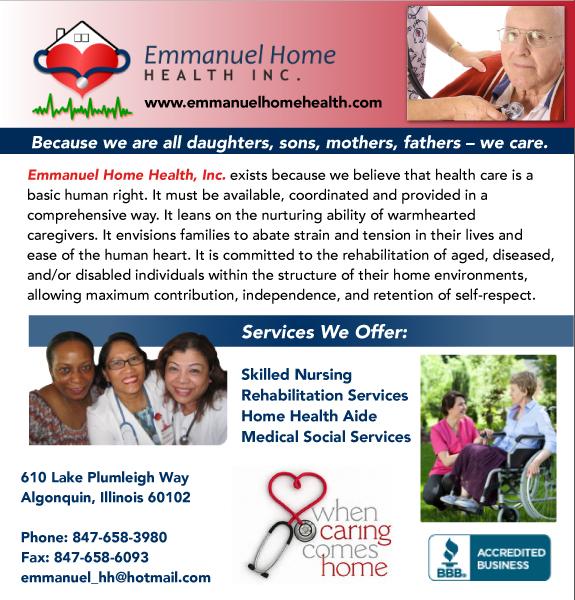 Emmanuel Home Health INC