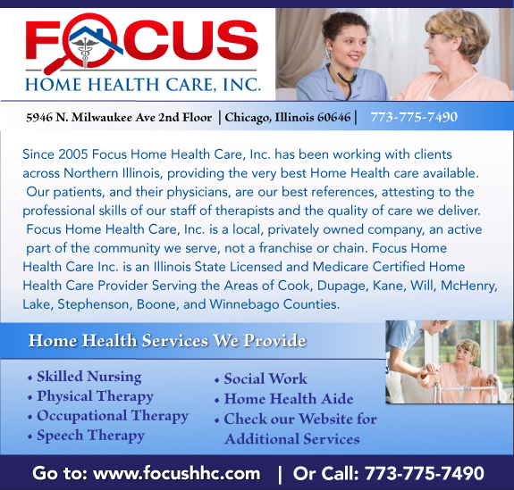 Focus Home Health Care Inc
