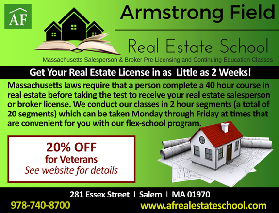Armstrong Field Real Estate School