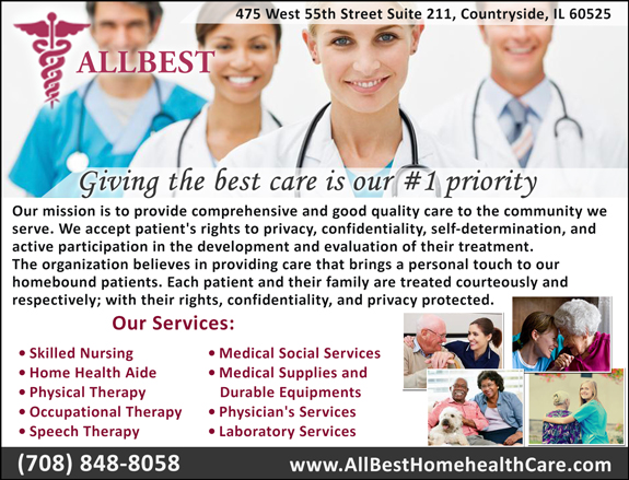 ALLBEST Home Healthcare