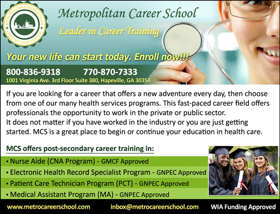 Metropolitan Career School