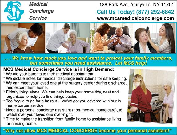 MCS Medical Concierge Service
