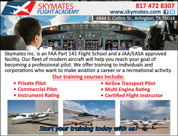 Veteran's View - Aviation Training - Texas
