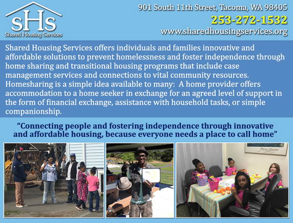 Shared Housing Services Org.
