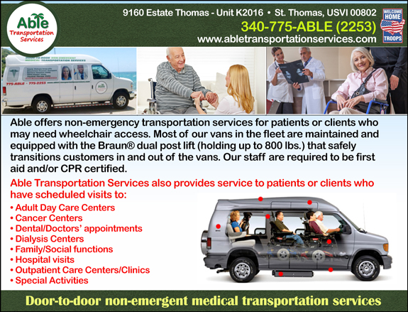 Able Transportation Services