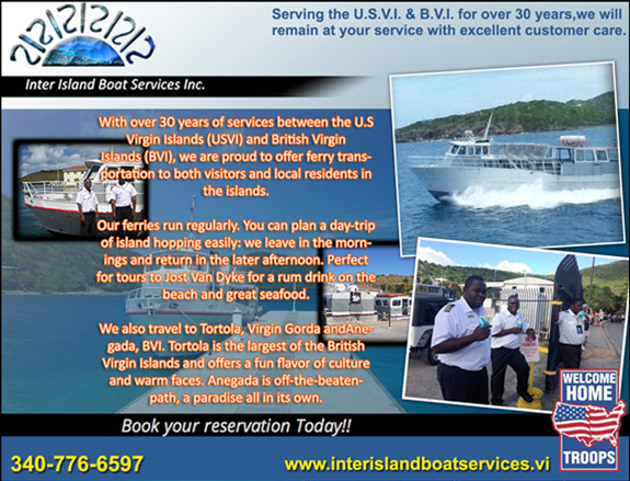 Inter Island Boat Services Inc.
