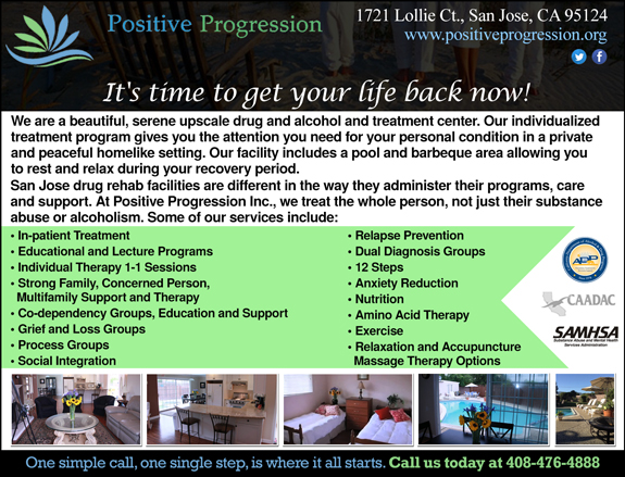 Positive Progression Org.