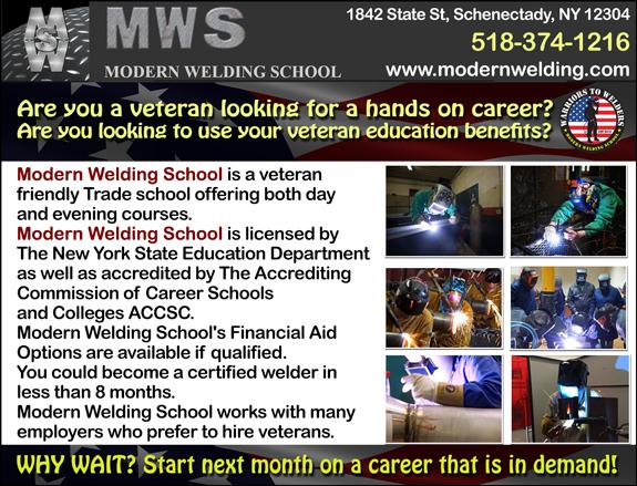 Modern Welding School