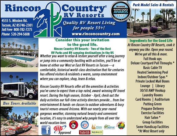 Rincon Country RV Resort
