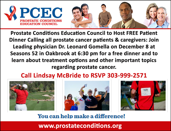 Prostate Conditions  Education Council