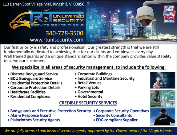 R&T Unlimited Security
