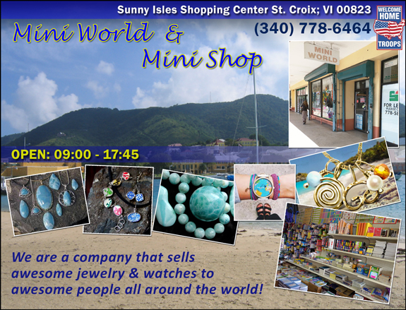 Mini World & Mini Shop