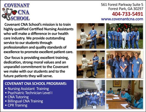 Covenant CNA School