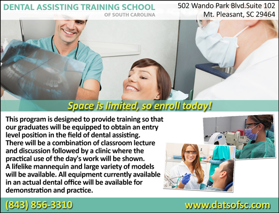 Dental Assisting Training School