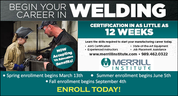 Merrill Institute of Welding
