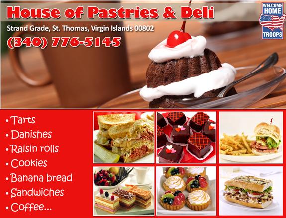 House of Pastries & Deli